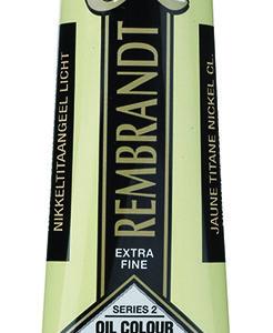 Remb. Olie 279 Nick. Titanium Yellow Light - 40 ml