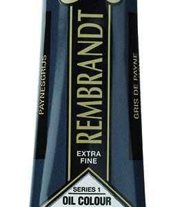 Remb. Olie 708 Payne's Grey - 40 ml
