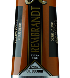 Remb. Olie 227 Yellow Ochre - 150 ml