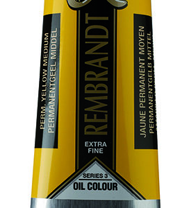 Remb. Olie 284 Permanent Yellow Medium - 150 ml