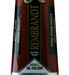 Remb. Olie 411 Burnt Sienna - 150 ml