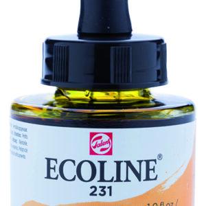 Talens Ecoline 231 Gold Ochre - 30 ml