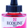Talens Ecoline 334 Scarlet - 30 ml