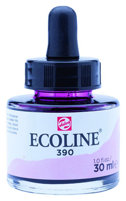 Talens Ecoline 390 Pastel Rose - 30 ml