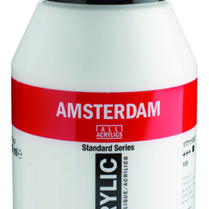 Ams std 105 Titanium white - 1000 ml