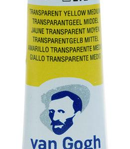 Van Gogh 272 Transperant Yellow Medium - 10 ml