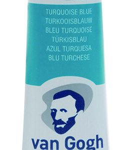 Van Gogh 522 Turqouise Blue - 10 ml
