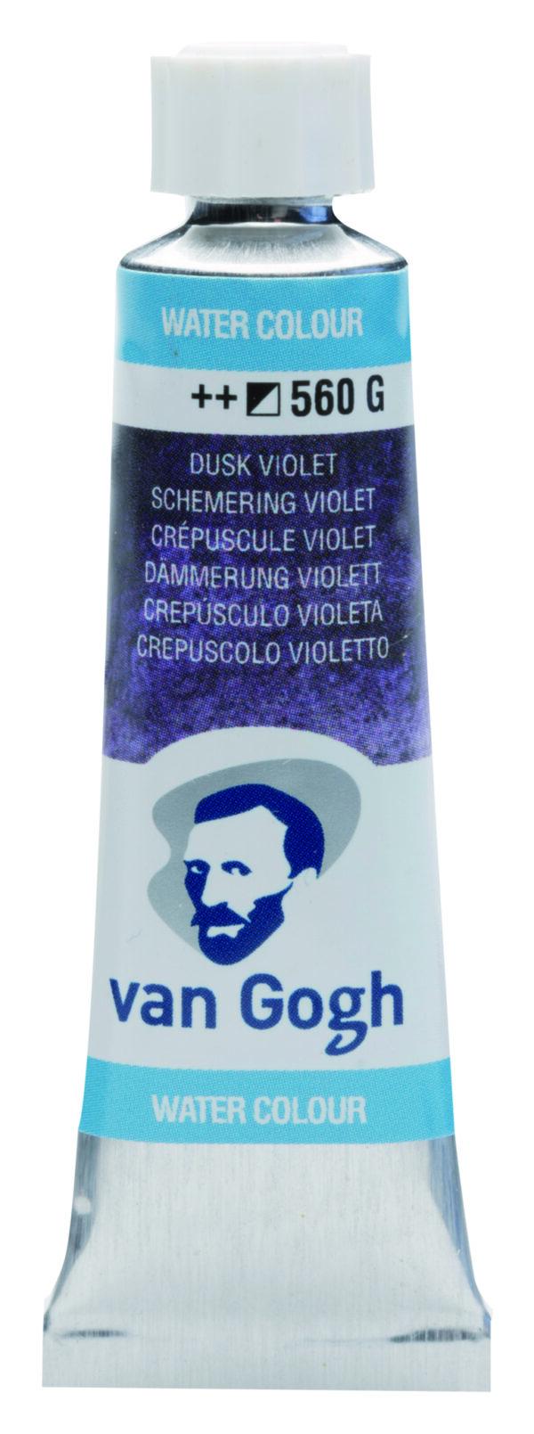 Van Gogh 560 Dusk Violet - 10 ml