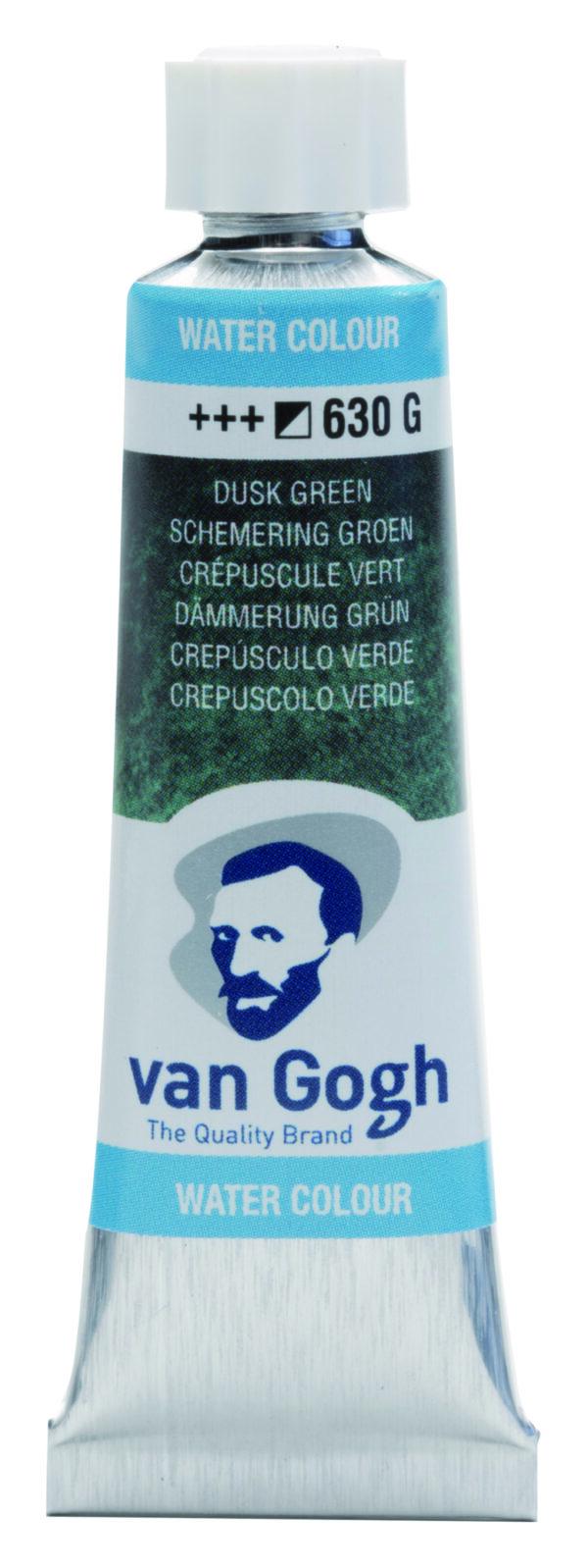 Van Gogh 630 Dusk Green- 10 ml