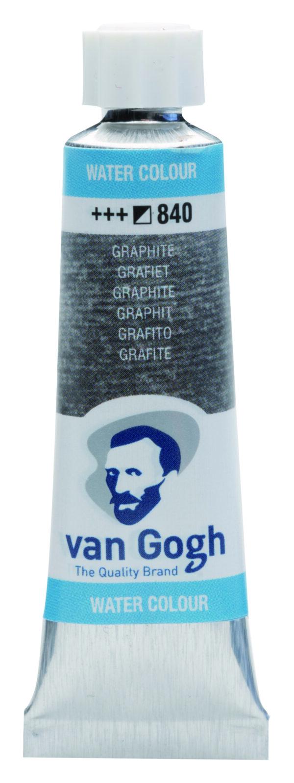Van Gogh 840 Graphite - 10 ml