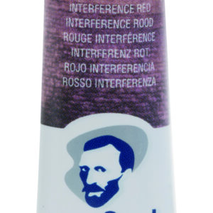 Van Gogh 845 Interference Red - 10 ml