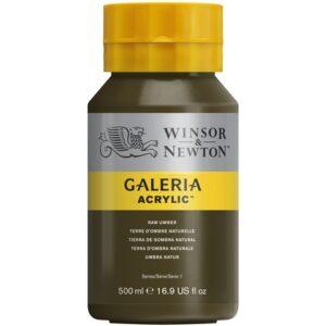 Galeria 554 Raw Umber - 500 ml
