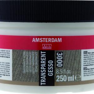 Ams Gesso Transparent - 250 ml