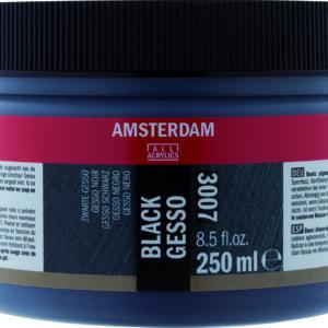Ams Gesso Black - 250 ml