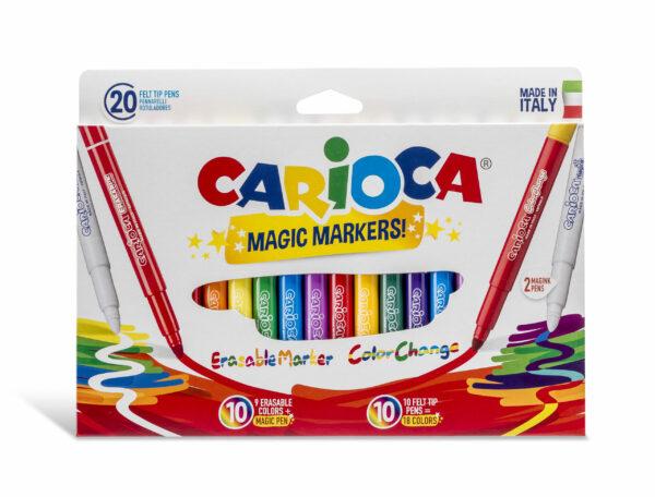 Carioca trylletuscher - big box (20 tuscher)