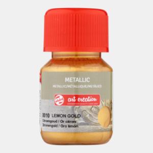 Art Creation Metallic Lemon Gold 30 ml