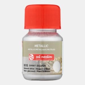 Art Creation Metallic Shiny Silver 30 ml