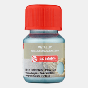 Art Creation Metallic Greenish Pewter 30 ml