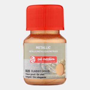 Art Creation Metallic Classy Gold 30 ml