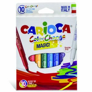Carioca trylletuscher - classic (10 tuscher)