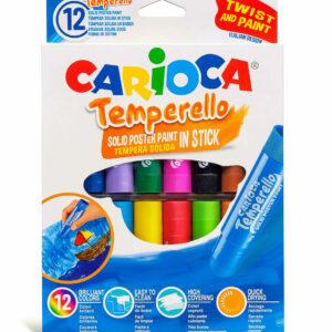 Carioca Temperello (12 tuscher)