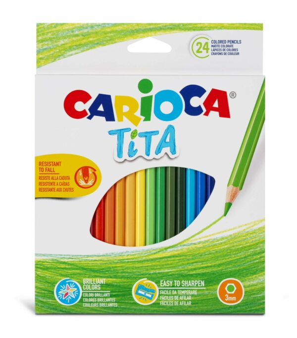Carioca Tita (24 blyanter)