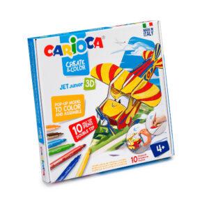 Carioca Byg-selv fly