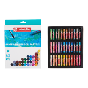 Talens Art Creation Water-Soluble Oil Pastels - 36 pcs