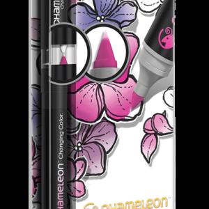 5 Pen Floral Tones Set