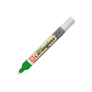 Ceramglass Pen Medium Green