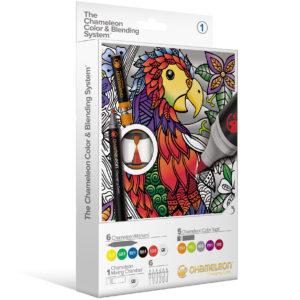 Chameleon Set Nr. 1 Primary Tones - Color & Blending System