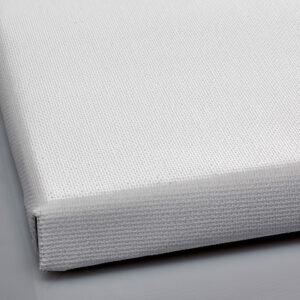 Professionel Bomuld Polyester Lærredsrulle - 210 cm bred og 10 meter i længden