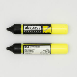 Sennelier Abstract Marker 3D liner 502 Fluo Yellow 27ml