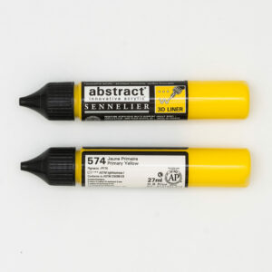 Sennelier Abstract Marker 3D liner 574 Primary Yellow 27ml