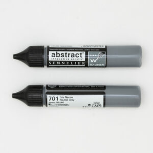 Sennelier Abstract Marker 3D liner 701 Neutral Grey 27ml