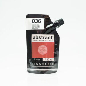 Sennelier Abstract Akrylfarve 036 Iridescent Copper 120 ml