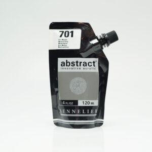 Sennelier Abstract Akrylfarve 701 Neutral Grey 120 ml