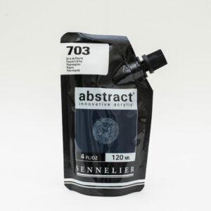 Sennelier Abstract Akrylfarve 703 Payne's Grey 120 ml
