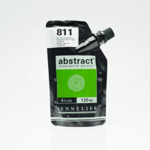Sennelier Abstract Akrylfarve 811 Permanent Green Light 120 ml