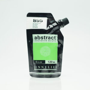 Sennelier Abstract Akrylfarve 895 Fluo Green 120 ml