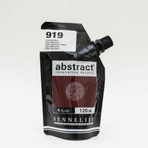Sennelier Abstract Akrylfarve 919 Mars Violet 120 ml