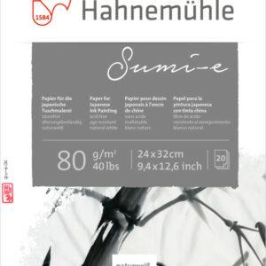 Hahnemühle Sumi-e 80g 24x32 cm