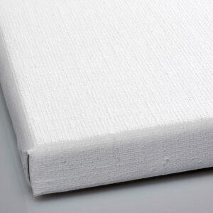 Professionel Claessens Hør Lærredsrulle - 40 cm bred og 10 meter i længden