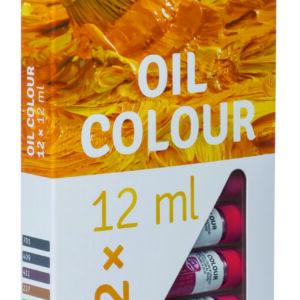 Talens Art Creation Olie Farvesæt m/12 tuber á 12 ml