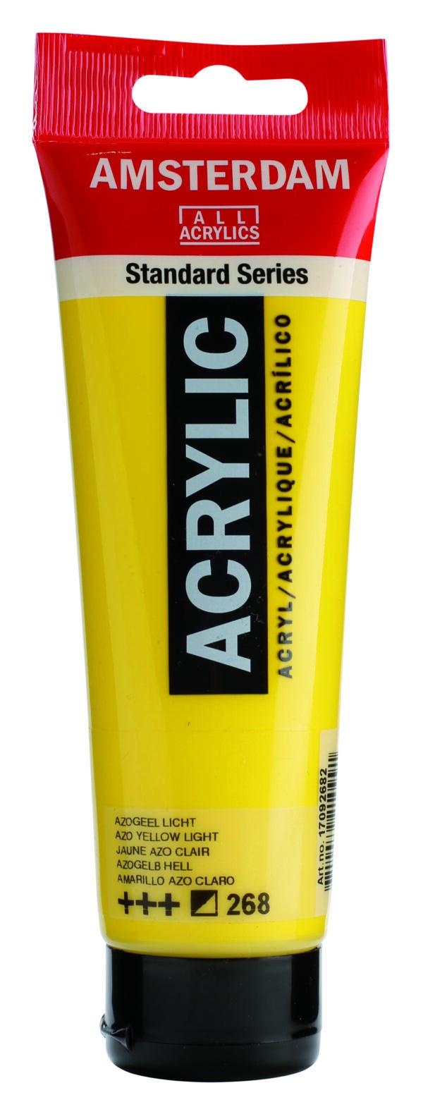Ams std 268 Azo yellow Light - 120 ml