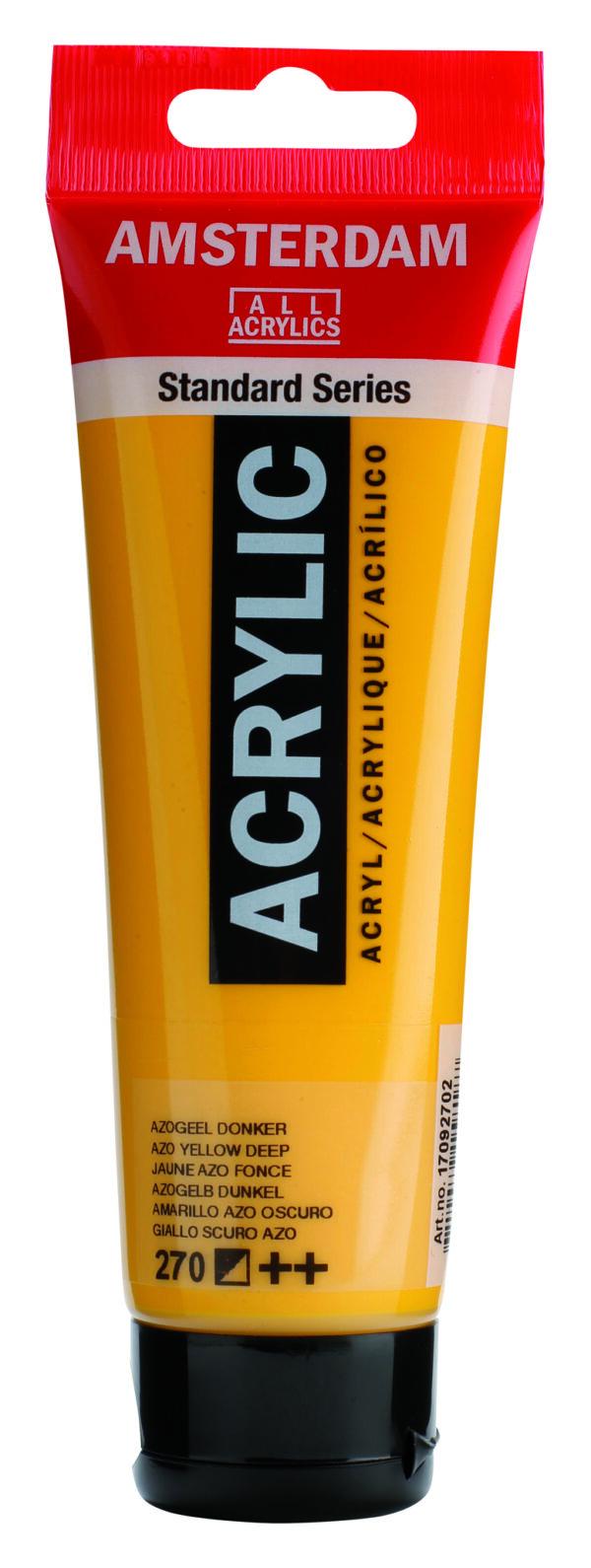 Ams std 270 Azo yellow Deep - 120 ml