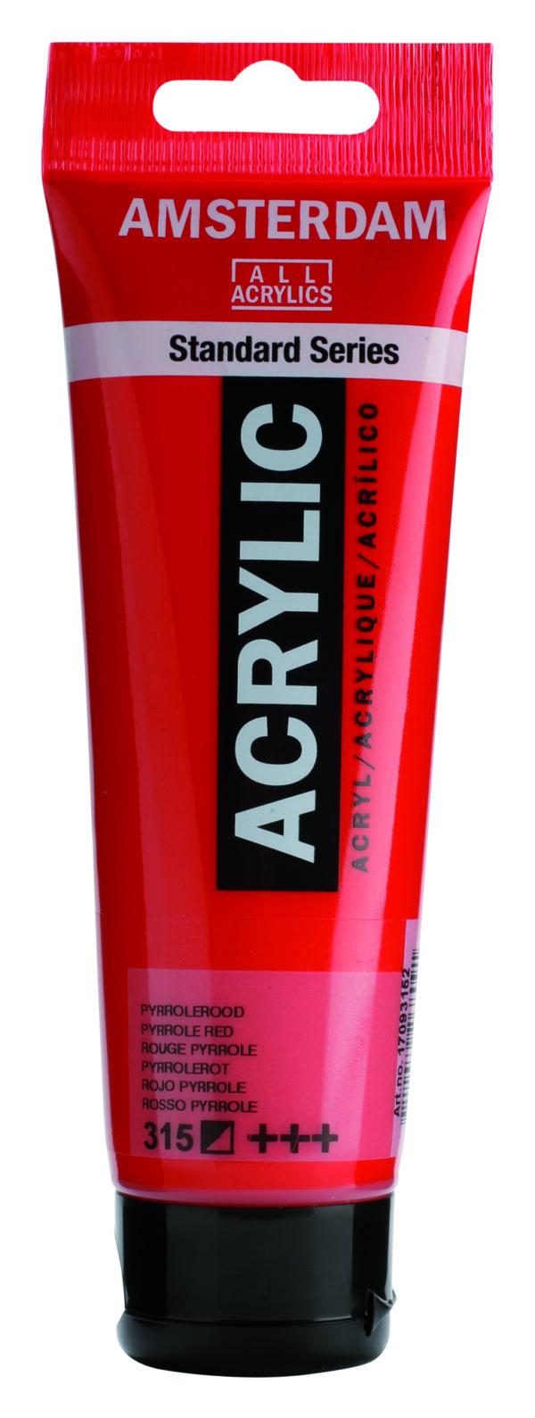 Ams std 315 Pyrrole red - 120 ml