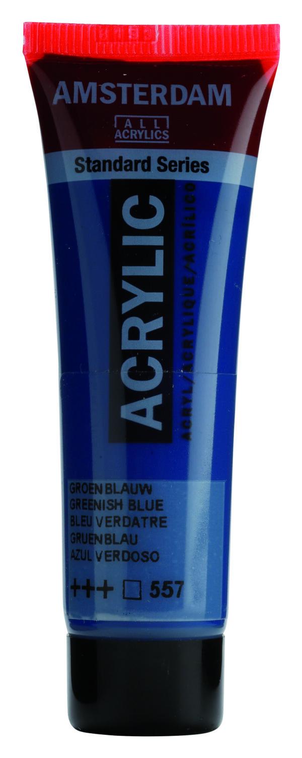 Ams std 557 Green blue - 20 ml