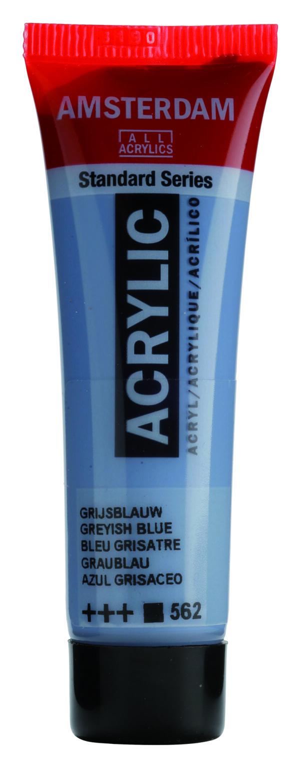 Ams std 562 Grey blue - 20 ml