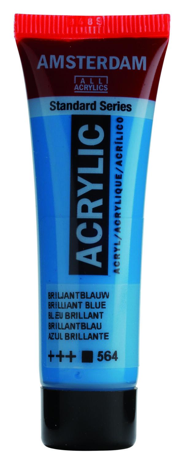 Ams std 564 Brilliant blue - 20 ml